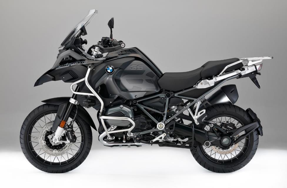 World's First All Wheel Hybrid: The Real Tough Wheels BMW R1200 GS xDrive Hybrid