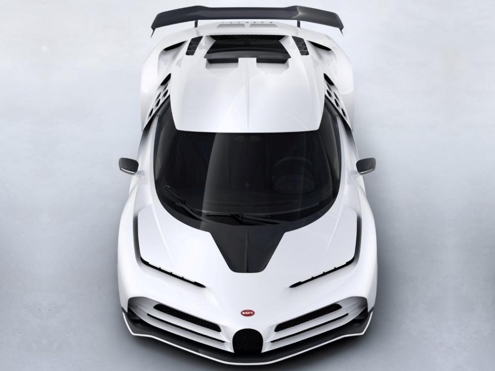 The Epitome of Elegance: The Heart-Throbbing Bugatti Centodieci Coupe