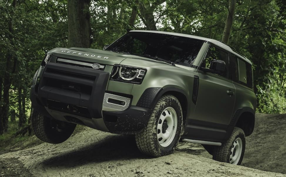 The Unstoppable Land Rover Defender: The Legendary Off-Road SUV Redesigned