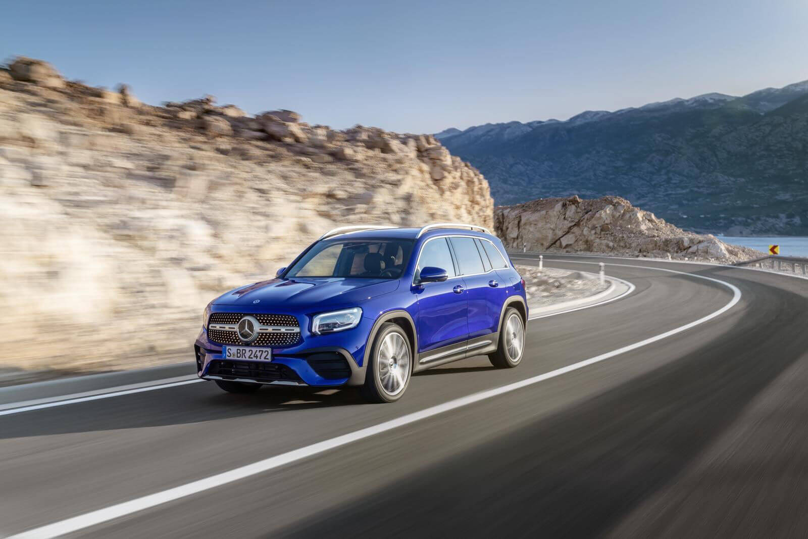The new Mercedes-Benz GLB: The Luxury 7-Seater family off-roader. Is this what we have been looking