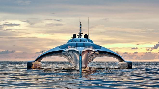 All Aboard the Ultimate Luxe: The Luxury Yachts that are made to make a difference