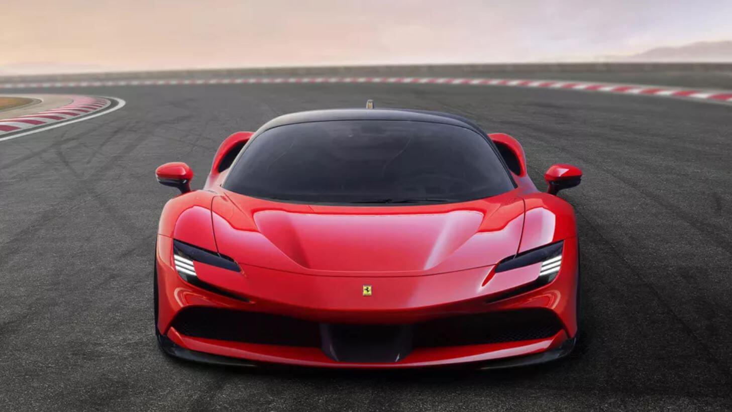 The Future of Modern Sports cars : The all new Ferrari SF90 Stradale