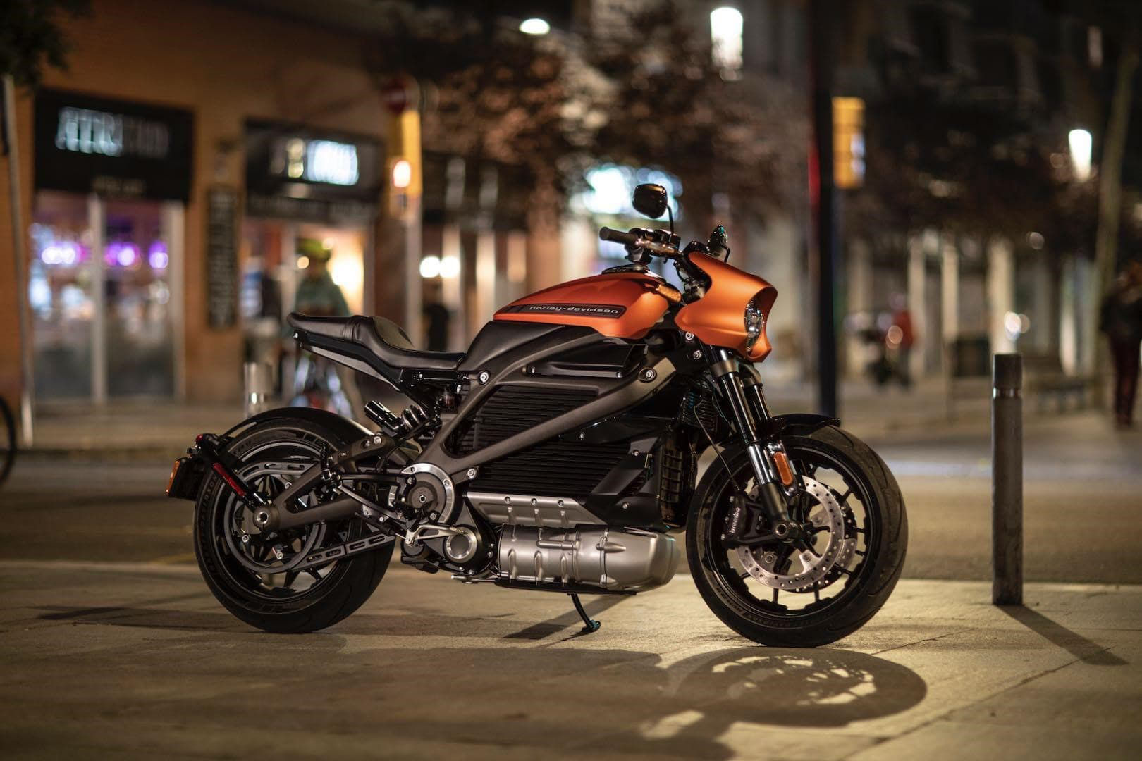 A Ride to the Future - Harley Davidson LiveWire