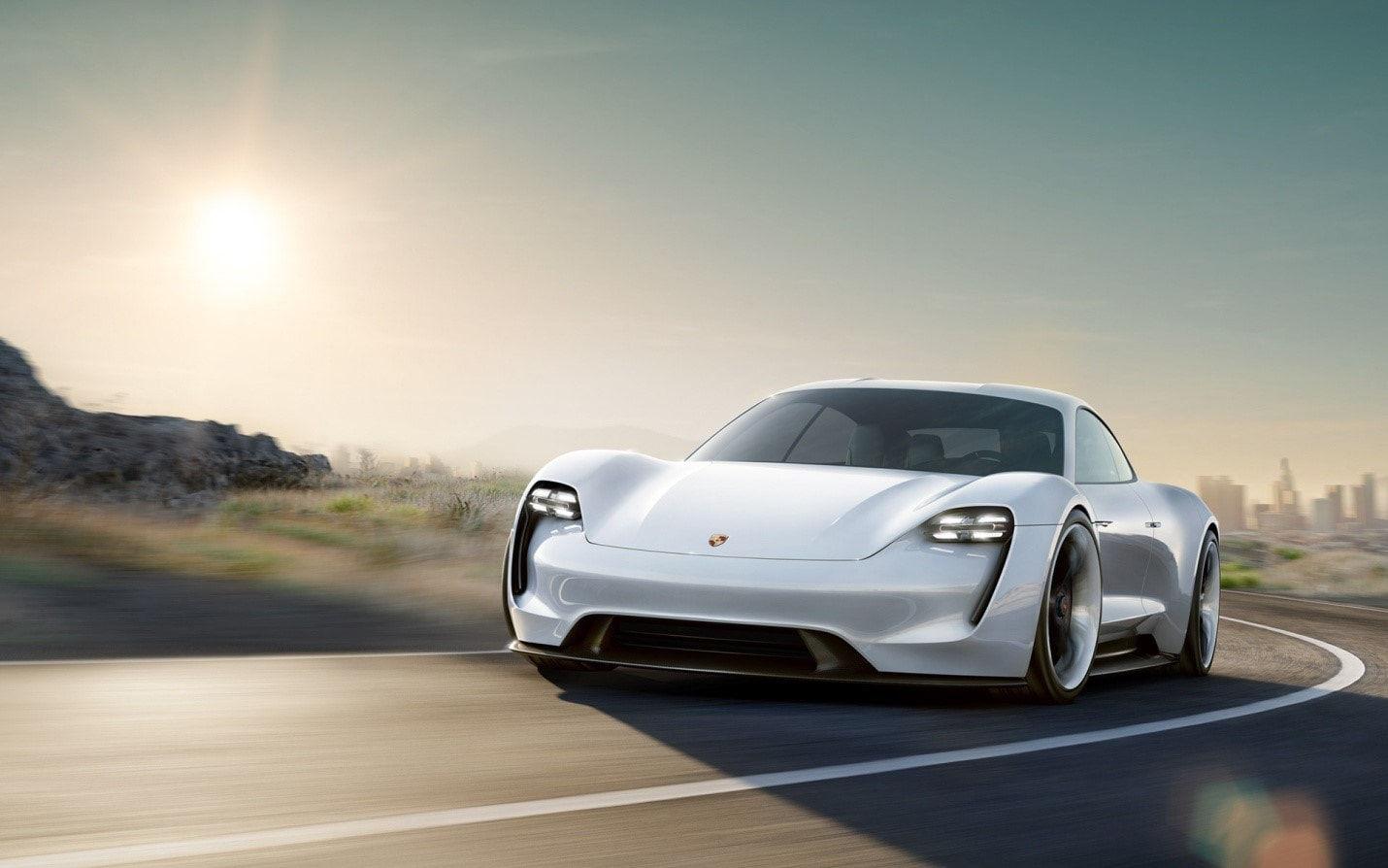 The Electric Soul of Porsche – The Porsche Taycan